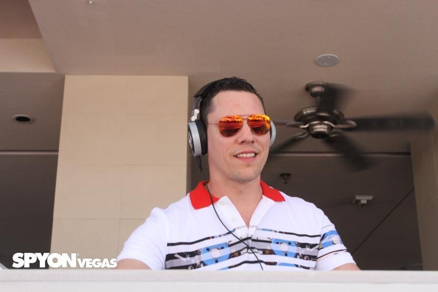 Tiësto photos: Wet Republic - Las Vegas, NV 22 june 2014