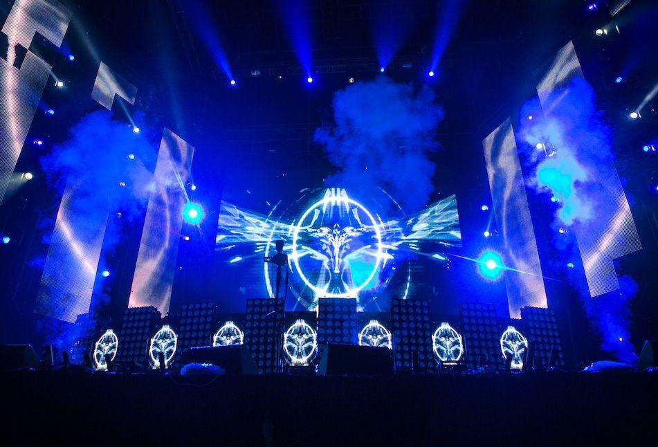 Tiësto photos: Digital Dream Festival - Toronto, Canada 29 june 2014