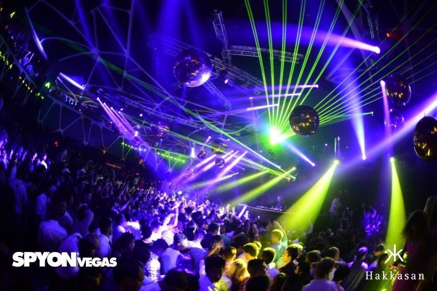 Tiësto photos: Hakkasan - Las Vegas, NV 01 august 2014