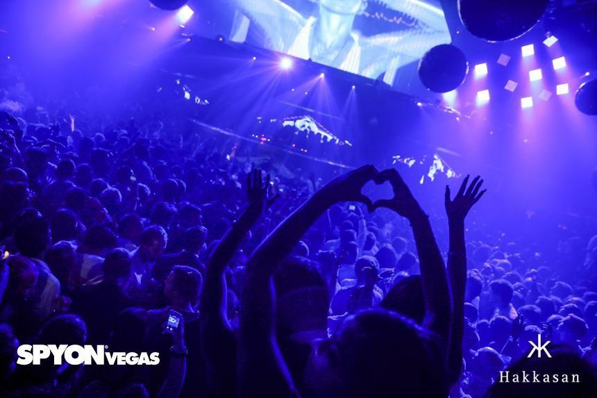 Tiësto photos: Hakkasan - Las Vegas, NV 07 august 2014