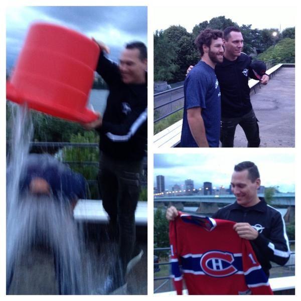 Vidéo: Tiësto & Brandon Prust for #IceBucketChallenge