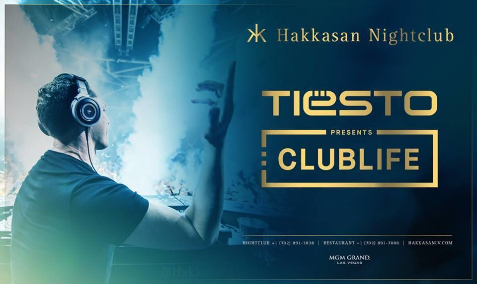 Tiësto photos: Hakkasan - Las Vegas, NV 19 october 2014