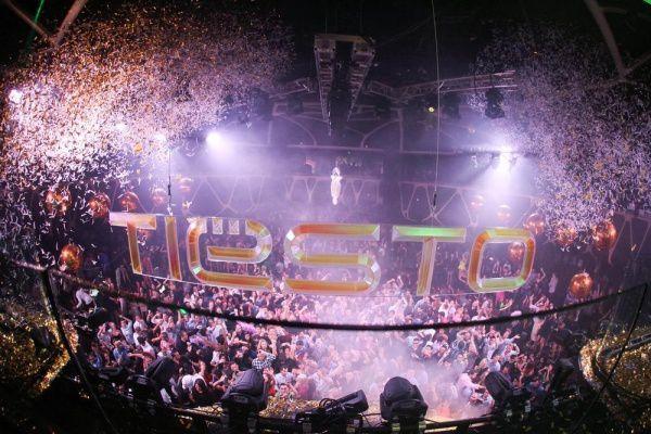 Tiësto photos: Hakkasan - Las Vegas, NV 12 september 2014