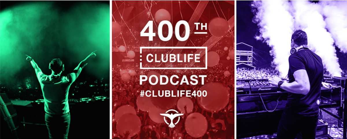 Tiësto club life 400 - full mix 4 hours #clublife400 #tiestolive