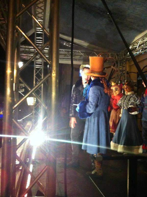 Tiësto vidéos and photos - Aquanura show at Efteling
