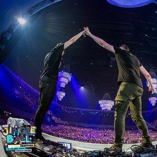 Tiësto photos,  mix mp3 and b2b with Martin Garrix - 538 Jingle Ball, Ziggo Dome, Amsterdam 2014