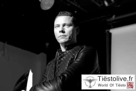 Tiësto vidéo - Behind The Scenes - The Untitled Magazine