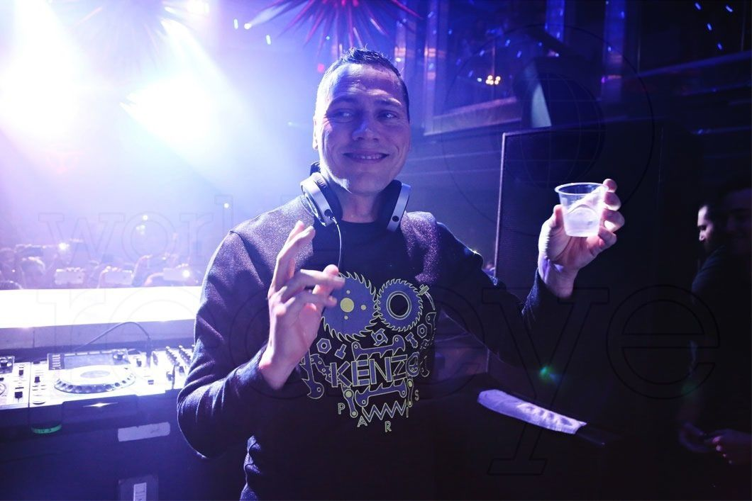 Tiësto photos   Liv Nightclub   Miami, fl - december 29, 2014