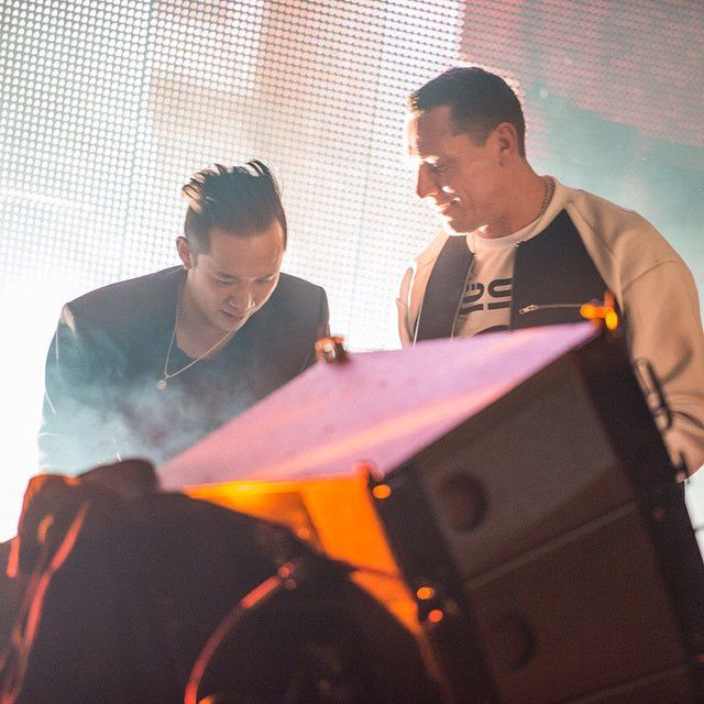 Tiësto photos | New Years 2015 at Shaw Conference Centre | Edmonton, Canada - December 31, 2014