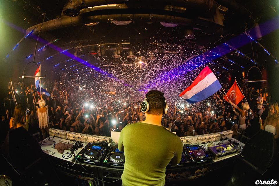 Tiësto photos | Create Nightclub | Los Angeles, CA - January 10, 2015