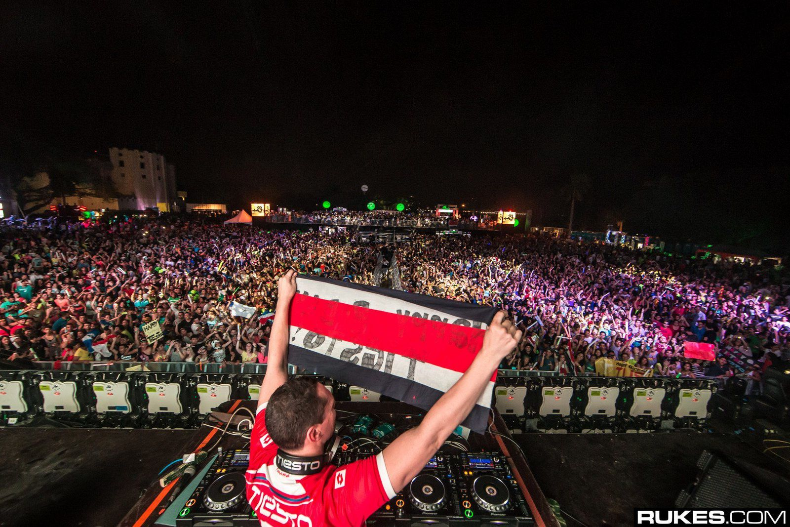 Tiësto photos | The Day After | Panama City, Panama - january 16, 2015