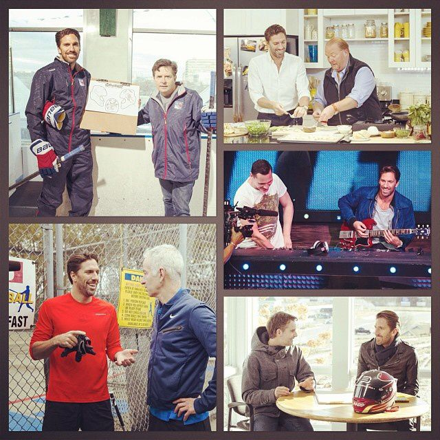 """Tiesto join Henrik Lundqvist for MSG Network Series """"The Mask With Henrik Lundqvist"""""""