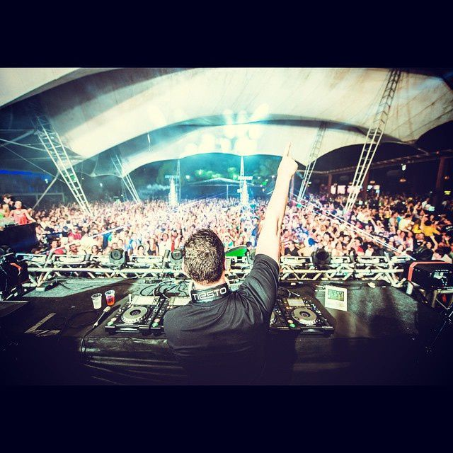 Tiesto photos | Green Valley | Camboriú, SC - february 16, 2015