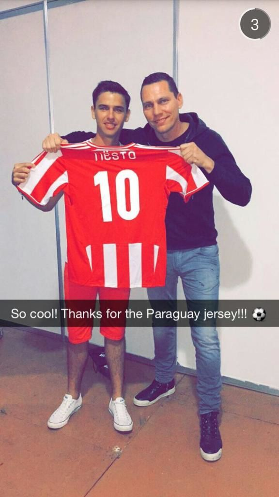 Tiësto photos | Summer in the City | Paraguay - february 19, 2015