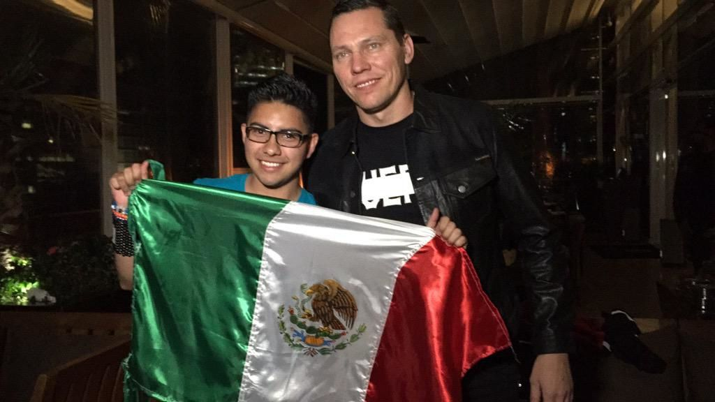 Tiësto photos | Electric Daisy Carnival | Mexico march 01, 2015