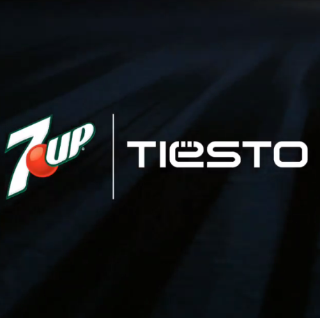 Tiesto on the set! Big announcement coming March 26