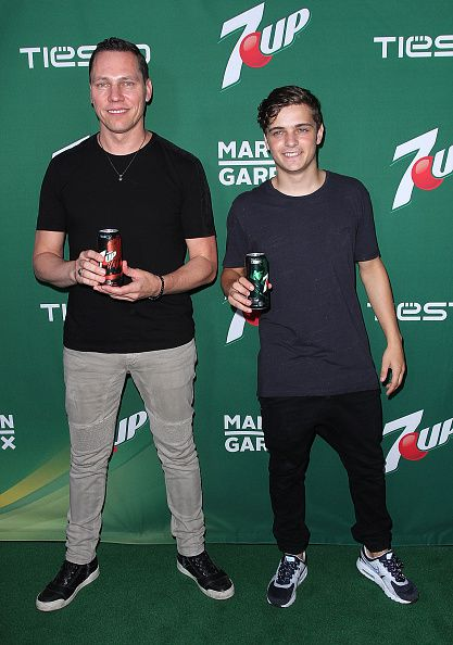 Tiësto & Martin Garrix - New Collaboration for 7up