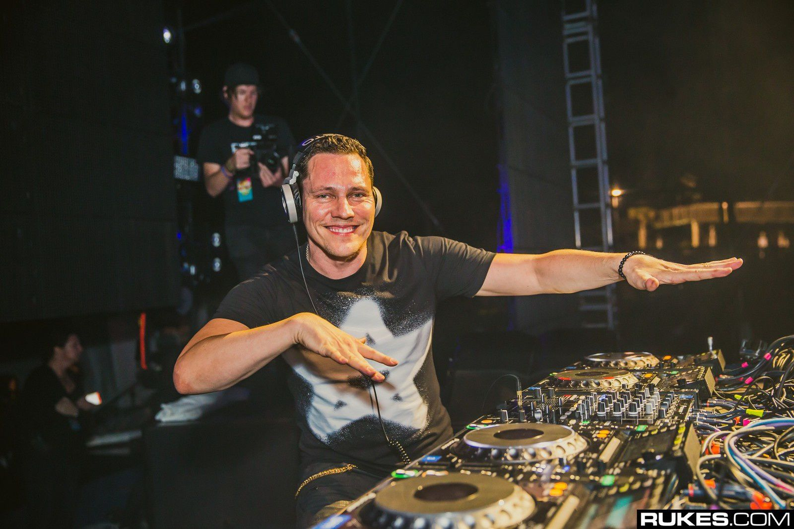 Tiësto photos: U.M.E - South Padre Island, TX - March 21, 2015
