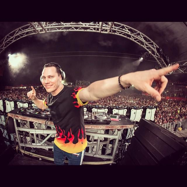 Tiësto photos | Empire Music Festival | Guatemala City, Guatemala - april 02, 2015