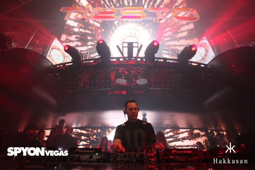 Tiësto photos | Hakkasan | Las Vegas, NV - march 28, 2015