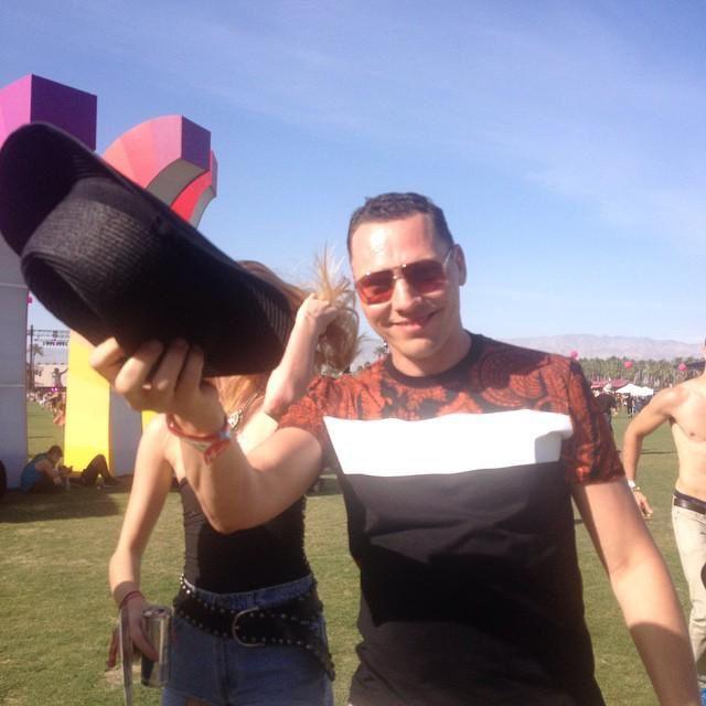 Tiësto photos at Coachella 2015