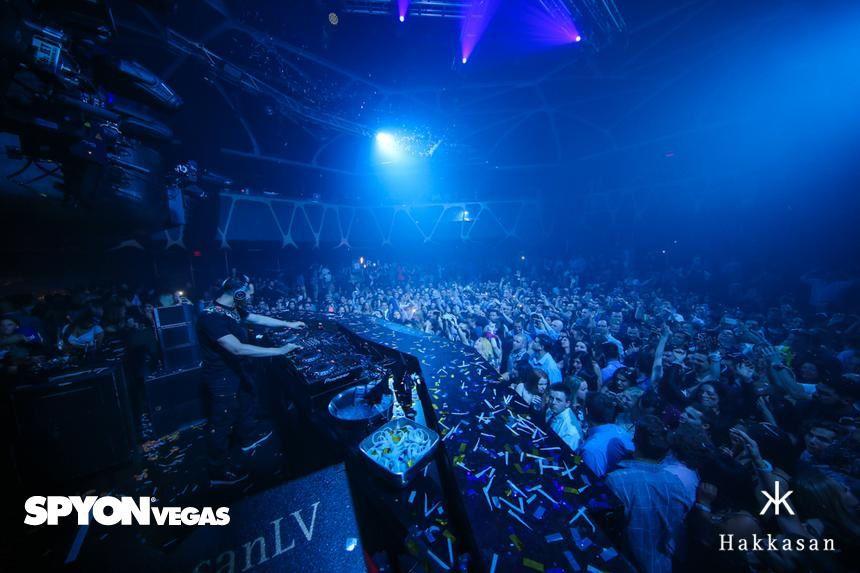 Tiësto photos | Hakkasan | Las Vegas, NV - april 16, 2015