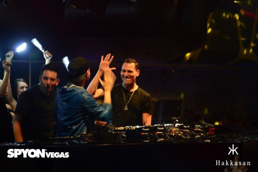Tiësto photos | Hakkasan | Las Vegas, NV - may 16, 2015