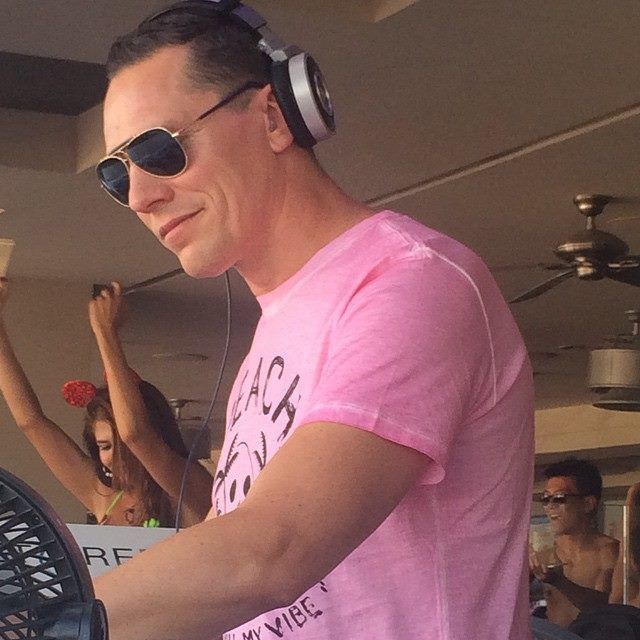 Tiësto photos | Wet Republic | Las Vegas, NV - june 21, 2015