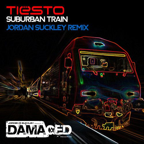 Tiesto – Suburban Train (Jordan Suckley Remix)