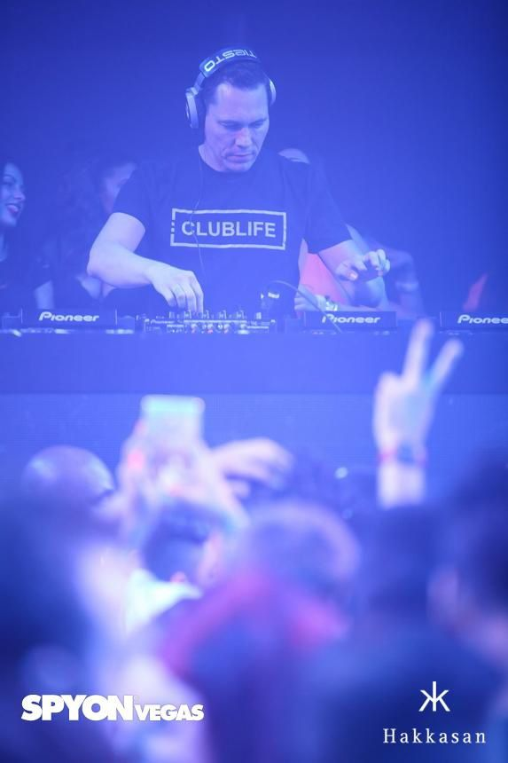 Tiësto photos | Hakkasan | Las Vegas, NV - july 03, 2015