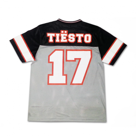 New on Tiësto Shop - Tiësto Football Jersey 2