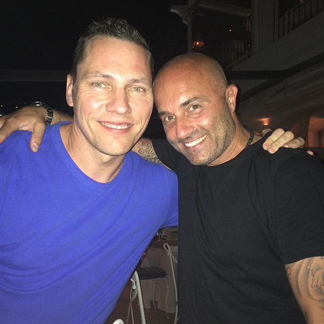 Tiësto - Italia with Annika Backes