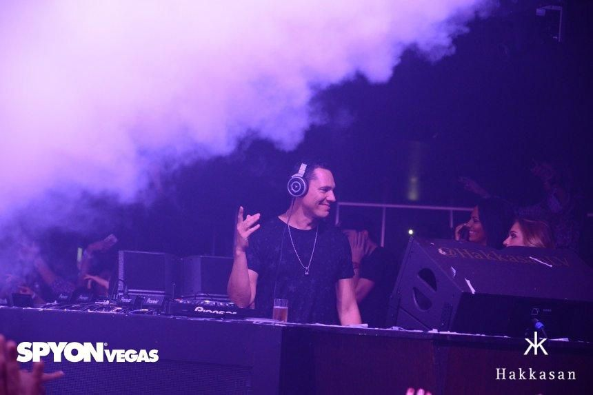 Tiësto photos | Hakkasan | Las Vegas, NV - august 14, 2015