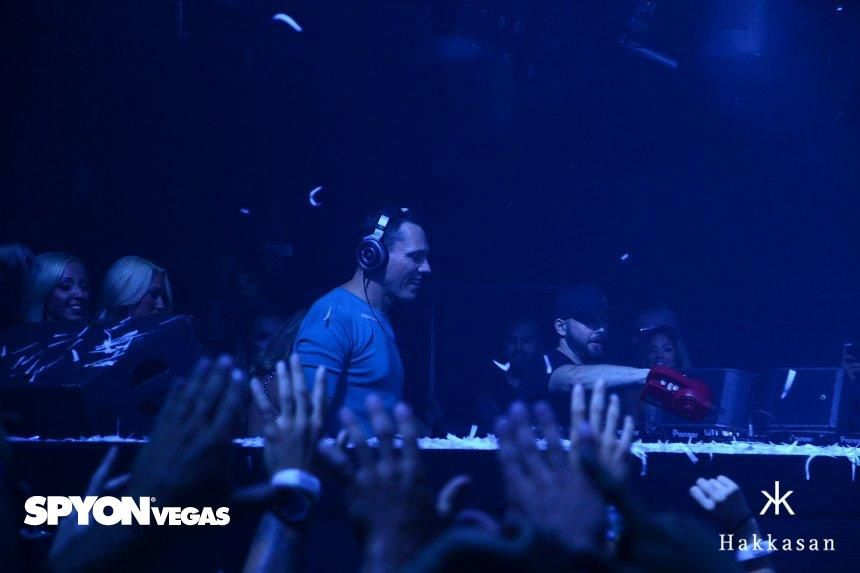 Tiësto photos | Hakkasan | Las Vegas, NV - august 13, 2015