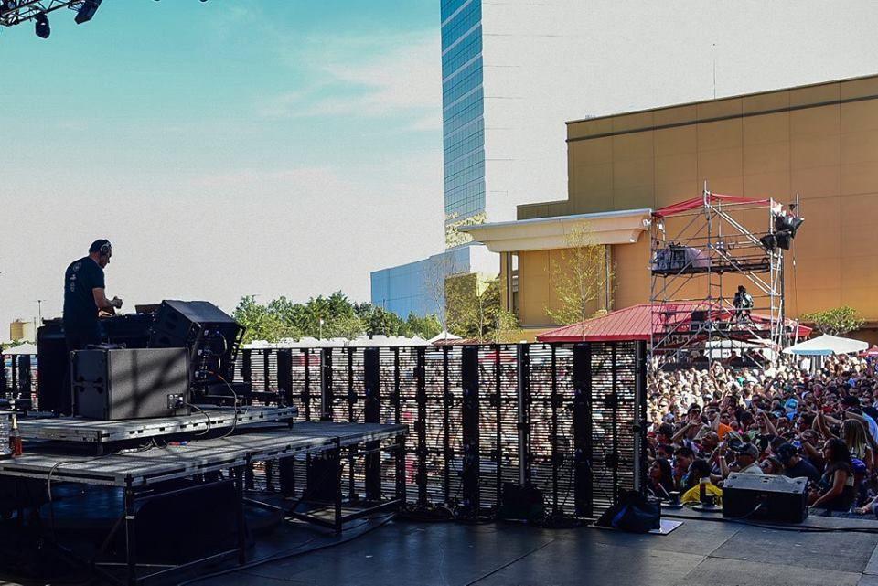 Tiësto photos | Borgata Festival Park | Atlantic City, NJ - september 06, 2015