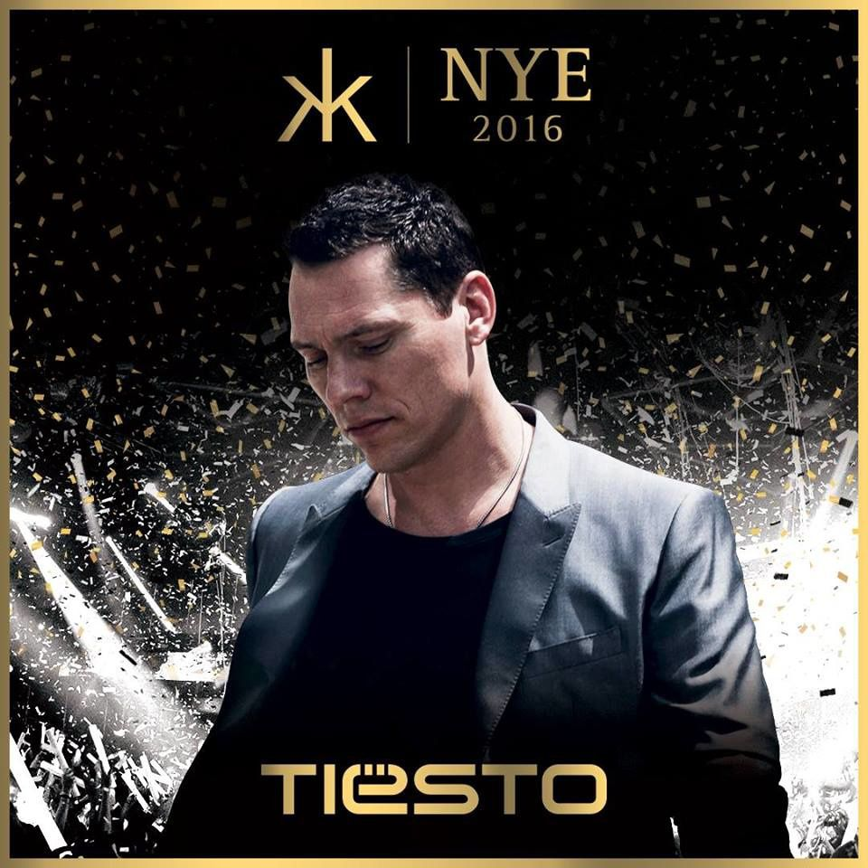 Tiësto photos | New Year 2016 | Hakkasan, Las Vegas - december 31, 2015