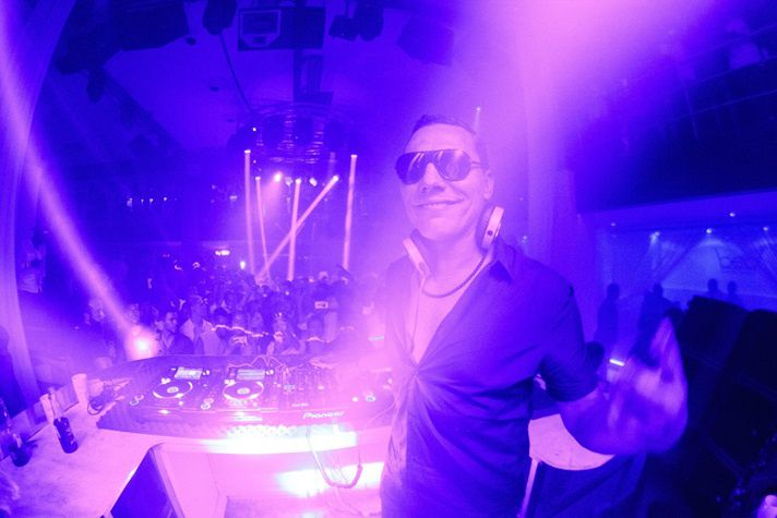 Tiësto Photos | Sleek Night Club | Marbella, Málaga, Spain - july 31, 2014