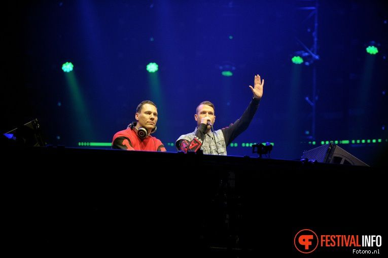 Tiësto photos | Amsterdam Music Festival | October 17, 2015