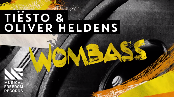 Tiësto &amp&#x3B; Oliver Heldens - Wombass ( Official Music Video)