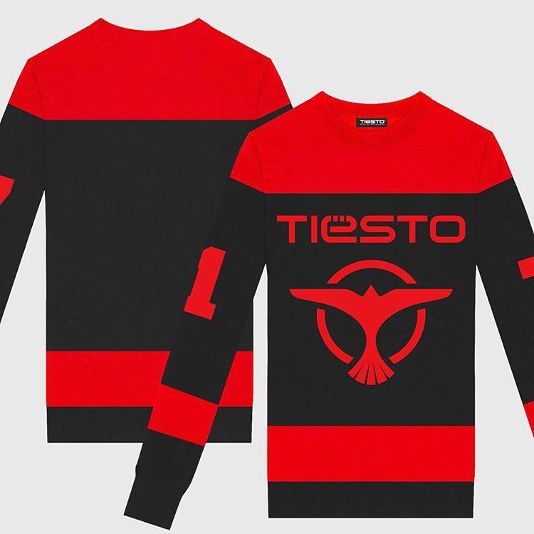 New sweatshirt Tiësto