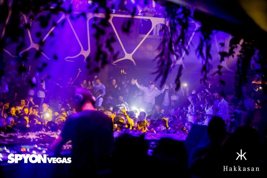 Tiësto photos | Hakkasan | Las Vegas, NV - october 29, 2015