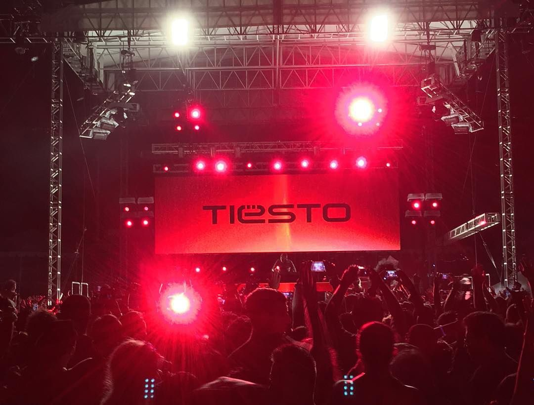 Tiësto photos | Waimanalo Polo Fields | Oahu, Hawaii - november 21, 2015