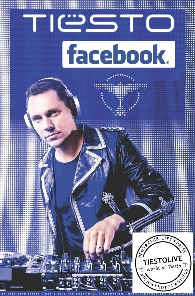 Tiësto - Facebook Official