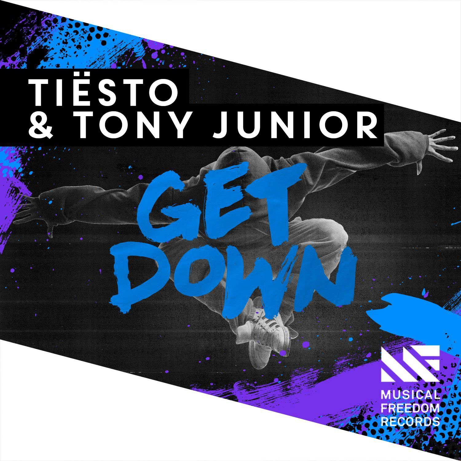 Tiësto &amp&#x3B; Tony Junior - Get Down | Official Vidéo