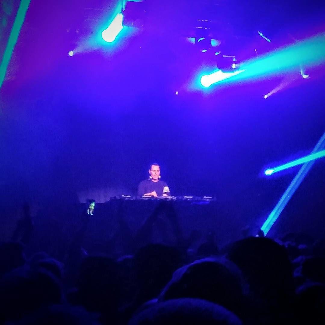 Tiësto Photos - Norway Tour 2016 #NorthernlightsTour