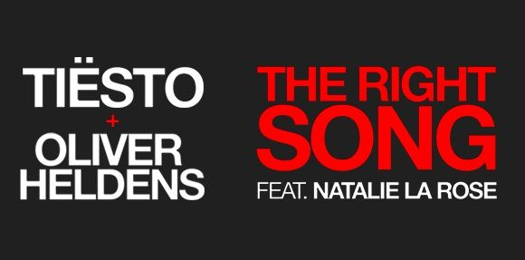 Tiësto and Oliver Heldens feat. Natalie La Rose - The Right Song | Official Vidéo |