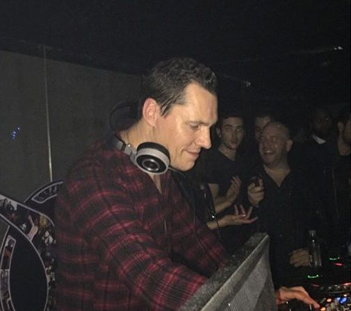 Tiësto photos | Lavo Nightclub | New York, NY - january 14, 2016
