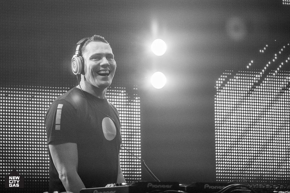 Tiësto photos | New City Gas | Montreal, Canada - january 30, 2016
