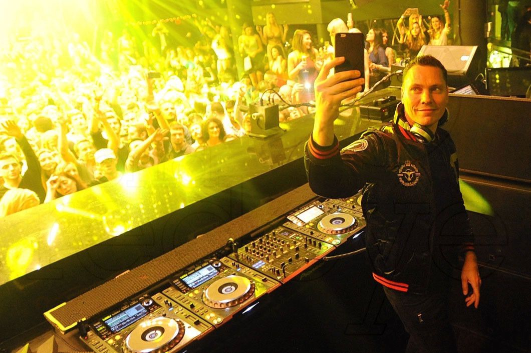 Tiësto photos | Story Nightclub | Miami, FL - January 29, 2016