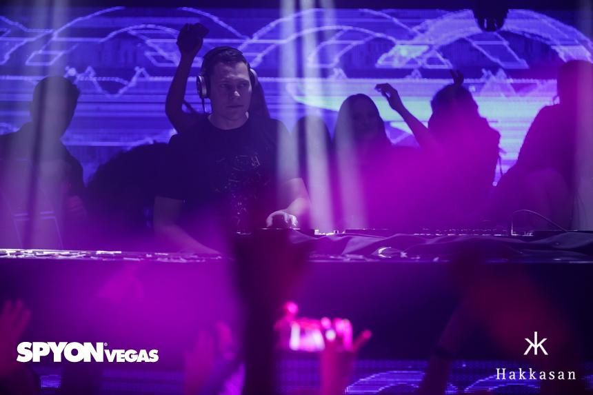 Tiësto photos | Hakkasan | Las Vegas, NV - February 06, 2016